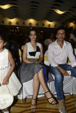 Kangana Ranaut,Manoj Bajpai at Kriti film premiere on 22nd June 2016