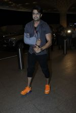 Manish Paul leaves for IIFA on Day 2 on 21st June 2016