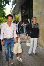 Manoj Bajpai at Kriti film premiere on 22nd June 2016