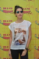 Natasa Stankovic at Radio Mirchi for 7 hours to go on 22nd June 2016 (5)_576aa00c8553f.JPG