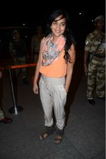 Priyanka Alva leaves for IIFA on Day 2 on 21st June 2016
