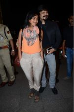 Priyanka Alva, Vivek Oberoi leaves for IIFA on Day 2 on 21st June 2016(401)_576a23225266b.JPG
