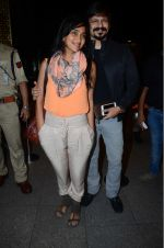 Priyanka Alva, Vivek Oberoi leaves for IIFA on Day 2 on 21st June 2016(404)_576a2322e5997.JPG