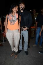 Priyanka Alva, Vivek Oberoi leaves for IIFA on Day 2 on 21st June 2016(410)_576a23248f428.JPG