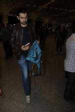 Sahil Sangha leaves for IIFA on Day 2 on 21st June 2016