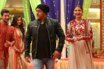 Salman Khan, Anushka Sharma, Meera Deosthale, Paras Arora promote Sultan on the sets of COLORS show Udaan on 21st June 2016