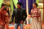 Salman Khan, Anushka Sharma, Meera Deosthale, Paras Arora promote Sultan on the sets of COLORS show Udaan on 21st June 2016 (21)_576a1d700835a.JPG