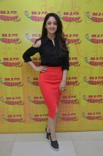 Sandeepa Dhar at Radio Mirchi for 7 hours to go on 22nd June 2016