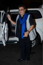 Subhash Ghai leaves for IIFA on Day 2 on 21st June 2016