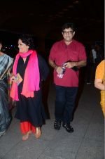 Tanvi Azmi leaves for IIFA on Day 2 on 21st June 2016(338)_576a241182433.JPG