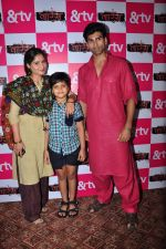 Mohammed Iqbal Khan and Aarti Singh,Sania Touqueer at Waris TV serial launch on 22nd June 2016 (50)_576b87a6c9ed6.JPG