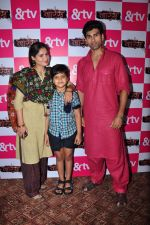 Mohammed Iqbal Khan and Aarti Singh,Sania Touqueer at Waris TV serial launch on 22nd June 2016