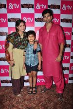 Mohammed Iqbal Khan and Aarti Singh,Sania Touqueer at Waris TV serial launch on 22nd June 2016 (52)_576b87e4256a5.JPG
