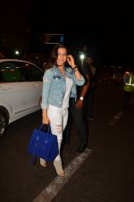 Ameesha Patel snapped at airport in Mumbai on 22nd June 2016