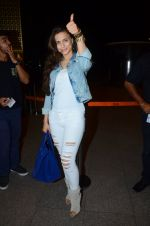 Ameesha Patel snapped at airport in Mumbai on 22nd June 2016 (61)_576b89347a071.JPG