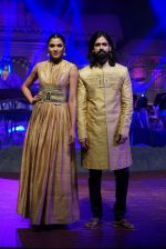 An Ode To Weaves and Weavers Fashion show at HICC Novotel, Hyderabad on June 21, 2016 (134)_576be5367dc04.JPG
