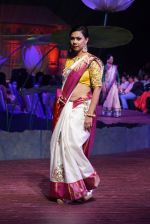 An Ode To Weaves and Weavers Fashion show at HICC Novotel, Hyderabad on June 21, 2016 (297)_576be7cb473a7.JPG
