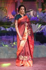 An Ode To Weaves and Weavers Fashion show at HICC Novotel, Hyderabad on June 21, 2016 (316)_576be9cdd8511.JPG