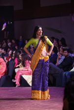 An Ode To Weaves and Weavers Fashion show at HICC Novotel, Hyderabad on June 21, 2016 (328)_576be82883a1c.JPG