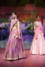An Ode To Weaves and Weavers Fashion show at HICC Novotel, Hyderabad on June 21, 2016 (380)_576be8c891d6e.JPG