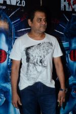 Anees Bazmee during the special screening of film Raman Raghav 2.0 in Mumbai, India on June 22, 2015