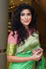 Anjala Zaveri at An Ode To Weaves and Weavers Fashion show at HICC Novotel, Hyderabad on June 21, 2016 (19)_576be26fd642c.JPG