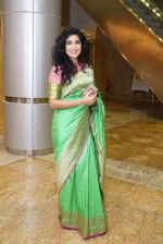 Anjala Zaveri at An Ode To Weaves and Weavers Fashion show at HICC Novotel, Hyderabad on June 21, 2016 (20)_576be26286183.JPG