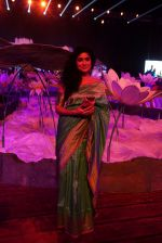 Anjala Zaveri at An Ode To Weaves and Weavers Fashion show at HICC Novotel, Hyderabad on June 21, 2016 (3)_576be224902ae.JPG