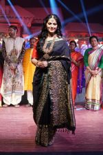 Anushka Shetty at An Ode To Weaves and Weavers Fashion show at HICC Novotel, Hyderabad on June 21, 2016 (100)_576bdf0b39886.JPG