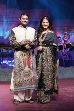 Anushka Shetty at An Ode To Weaves and Weavers Fashion show at HICC Novotel, Hyderabad on June 21, 2016 (27)_576bddec5de86.JPG