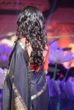 Anushka Shetty at An Ode To Weaves and Weavers Fashion show at HICC Novotel, Hyderabad on June 21, 2016 (68)_576bde4f02189.JPG