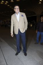 Boman Irani snapped at airport in Mumbai on 22nd June 2016