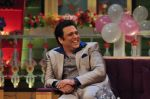 Govinda on the sets of The Kapil Sharma show on 22nd June 2016
