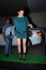 Kangana Ranaut during the special screening of film Raman Raghav 2.0 in Mumbai, India on June 22, 2015