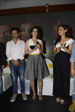 Kangana Ranaut, Neha Sharma, Manoj Bajpai at Kriti film premiere on 22nd June 2016 (50)_576b781f48568.JPG