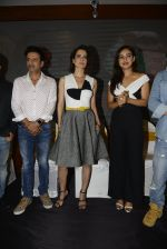 Kangana Ranaut, Neha Sharma, Manoj Bajpai at Kriti film premiere on 22nd June 2016 (52)_576b781fdbaea.JPG