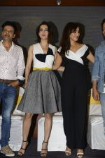 Kangana Ranaut, Neha Sharma, Manoj Bajpai at Kriti film premiere on 22nd June 2016 (62)_576b78206b82e.JPG
