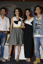 Kangana Ranaut, Neha Sharma, Manoj Bajpai at Kriti film premiere on 22nd June 2016 (64)_576b782116112.JPG