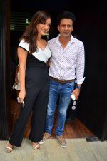Neha Sharma, Manoj Bajpai at Kriti film premiere on 22nd June 2016 (94)_576b78355f12d.JPG