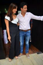 Neha Sharma, Manoj Bajpai at Kriti film premiere on 22nd June 2016 (95)_576b783773a09.JPG