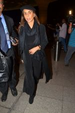 Parmeshwar Godrej snapped at airport in Mumbai on 22nd June 2016 (114)_576b89b22ab81.JPG
