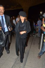 Parmeshwar Godrej snapped at airport in Mumbai on 22nd June 2016 (115)_576b89b352944.JPG