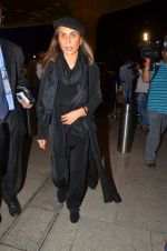 Parmeshwar Godrej snapped at airport in Mumbai on 22nd June 2016 (118)_576b89b65b189.JPG