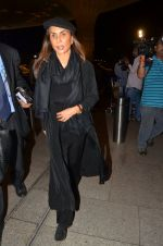 Parmeshwar Godrej snapped at airport in Mumbai on 22nd June 2016 (119)_576b89b750675.JPG