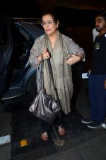 Poonam Sinha snapped at airport in Mumbai on 22nd June 2016 (81)_576b89bd17a12.JPG