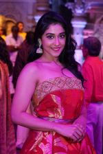 Regina Cassandra at An Ode To Weaves and Weavers Fashion show at HICC Novotel, Hyderabad on June 21, 2016 (12)_576be10d32167.JPG