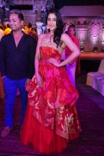 Regina Cassandra at An Ode To Weaves and Weavers Fashion show at HICC Novotel, Hyderabad on June 21, 2016 (4)_576be0fb0b2af.JPG