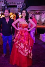 Regina Cassandra at An Ode To Weaves and Weavers Fashion show at HICC Novotel, Hyderabad on June 21, 2016