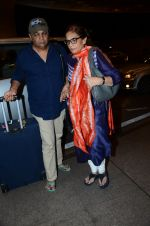 Salma Khan snapped at airport in Mumbai on 22nd June 2016