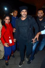 Salman Khan snapped at airport in Mumbai on 22nd June 2016